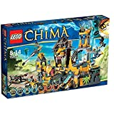 LEGO Chima 70010 The Lion CHI Temple (Discontinued by manufacturer)