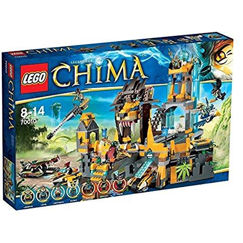 レゴ (LEGO) チーマ 正義のライオン神殿 70010