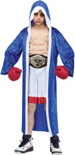 Lil' Champ Boxer Costume Medium (8-10)