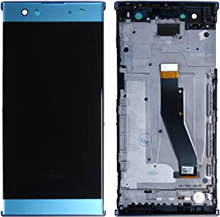 swark LCD Display Compatible with Sony Xperia XA2 Ultra H4213 H4223 H3223 H3213 SM22 Touch Screen Display with Frame + Too...