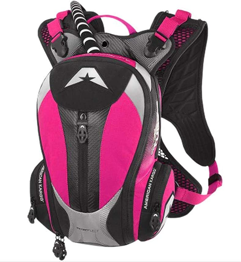American Kargo 3519-0012 Pink Turbo 2.0 Hydration Pack