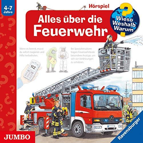 Alles über die Feuerwehr Titelbild