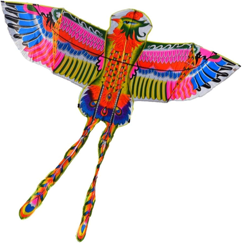 Kiteyan Drachen-Buntes Phönix-Drachen-Brisenfliegen des Langen Drachen des des des Langen Langen Vorderen Phoenix B07P7GWL9V  Erste Gruppe von Kunden 3156b1