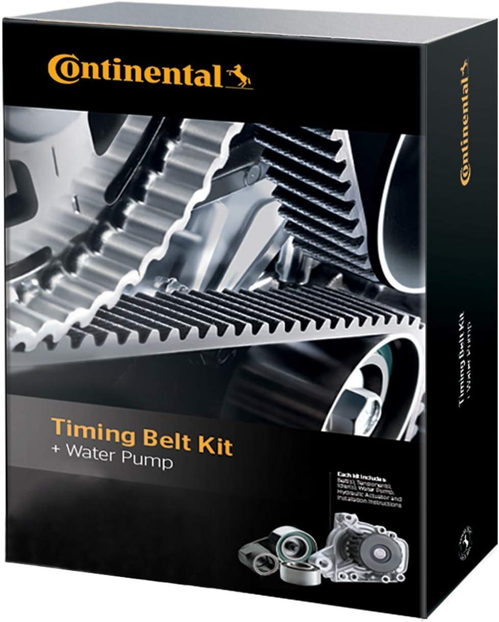 Continental GTKWP249 Timing NEW Component Belt Kit supreme