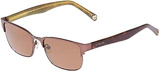 يو اس بولو اسن نظارة شمسية مستطيلة الشكل للجنسين - 722 - 55-17-140 ملم