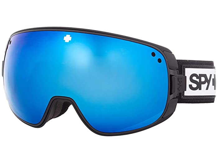 Bravo Matte Black HD Plus Rose w/ Dark Blue Spectra Mirror