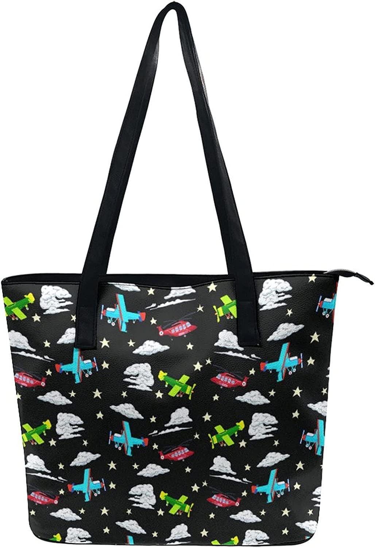 Tote Satchel Bag Shoulder Beach Bags For Women Lady Classic Handbags