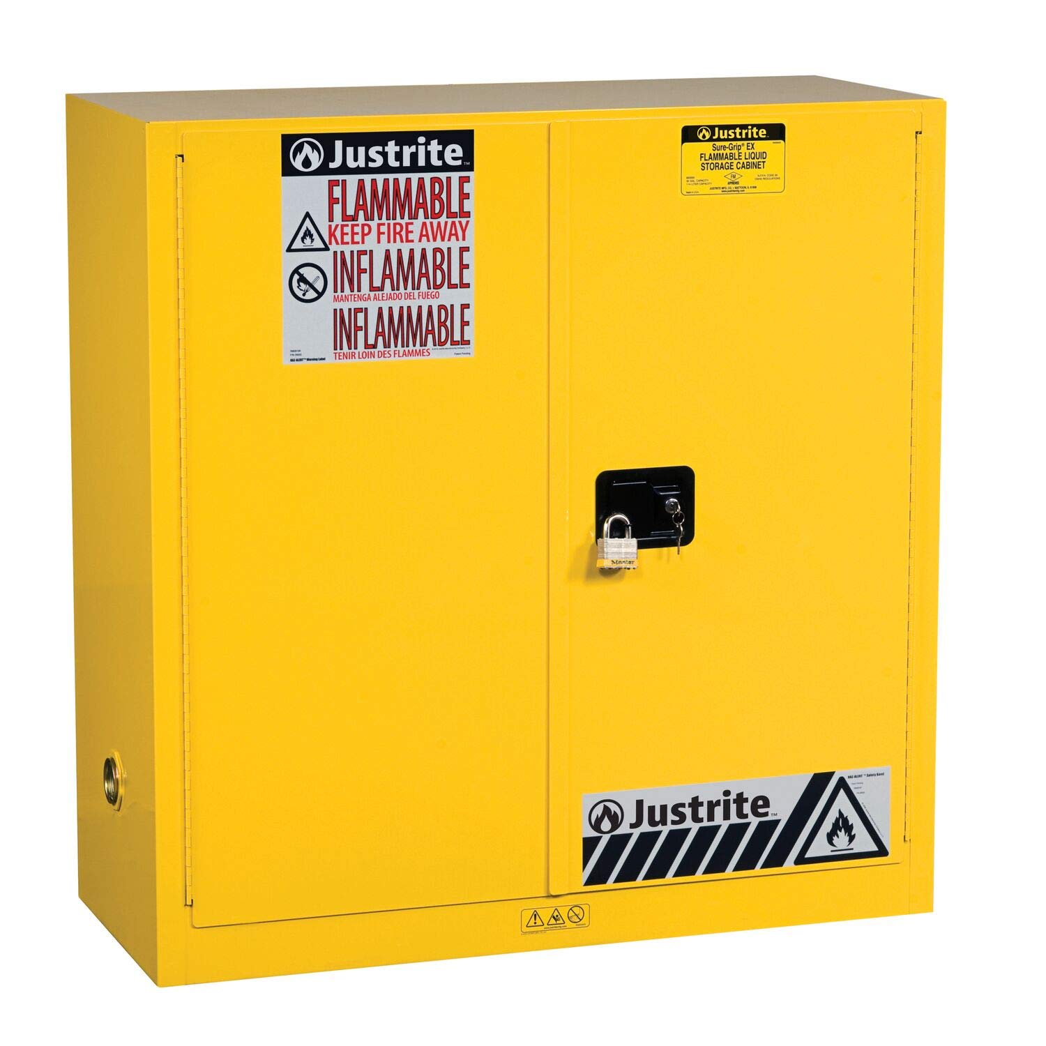 Sure-Grip It is very popular Ex Flammable Liquid Storage Gallon El Paso Mall 30 Reinfor Cabinet