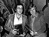 Celebrity Photos Sydney Pollack and Robert Redford Holding