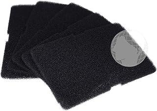 Kit de 5 filtres éponge (ORIGINAL Beko) pour évaporateur séchoir, Dimensions 150 x 240 mm, Référence: 2964840200/2964840100