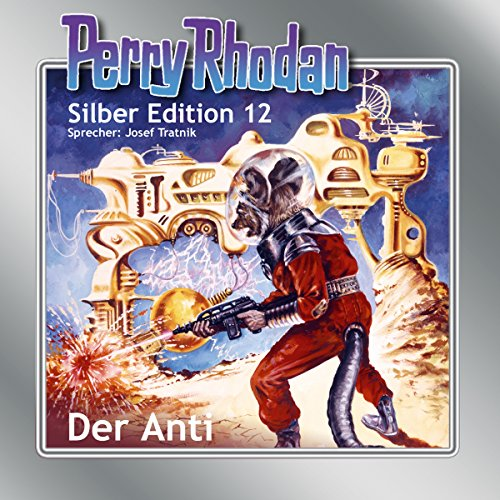 Der Anti audiobook cover art