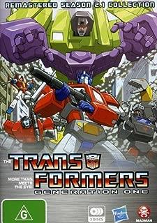 Transformers Generation One Remastered Season 2.1