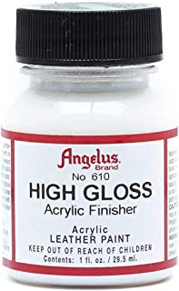 Angelus Acrylic 610 Finisher H Gloss 1 Oz