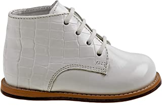 Josmo 2-8 * Croco 步行鞋(白色*鳄鱼,7.5)