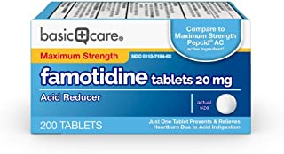 Best famotidine 20 mg ingredients Reviews