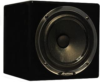 Avantone Pro Active MixCube 5.25 Inches Powered Studio Monitor - Gloss Black, Each