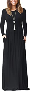 long sleeve black choir dress