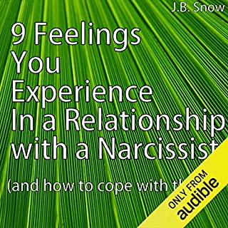 9 Feelings You Experience in a Relationship with a Narcissist audiobook cover art