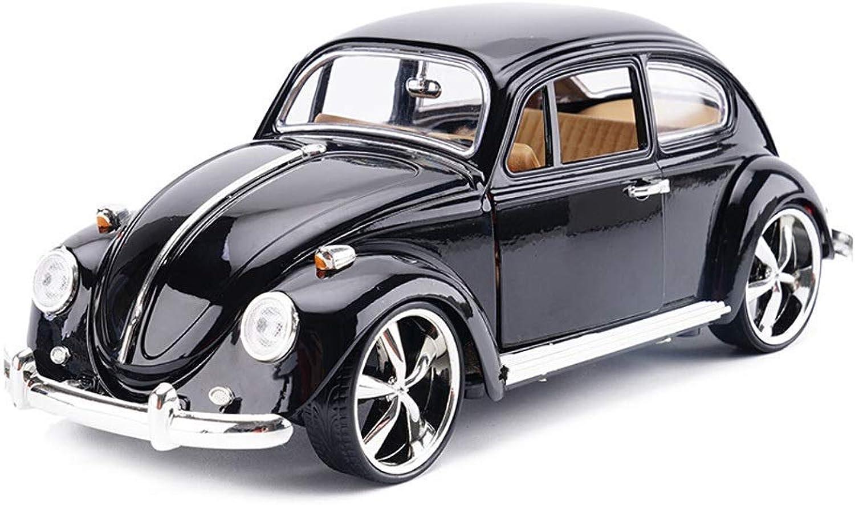KaKaDz Wei Retro Classic Sales Champion Volkswagen Käfer 1 18 Legierung Simulation Auto Modell Statische Modell Dekoration Sammlung Hobby Dekoration Geschenk Serie B07PNPS2BP Deutsche Outlets  | Exquisite (mittlere) Verarbeitung