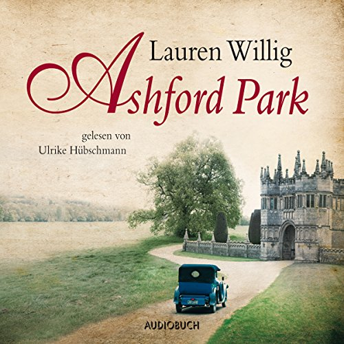 Ashford Park audiobook cover art