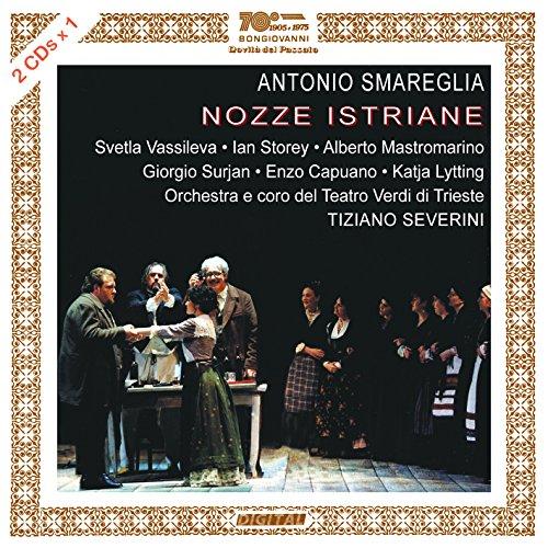 Nozze istriane, Act III: È tradizione antica (Luze, Marussa)