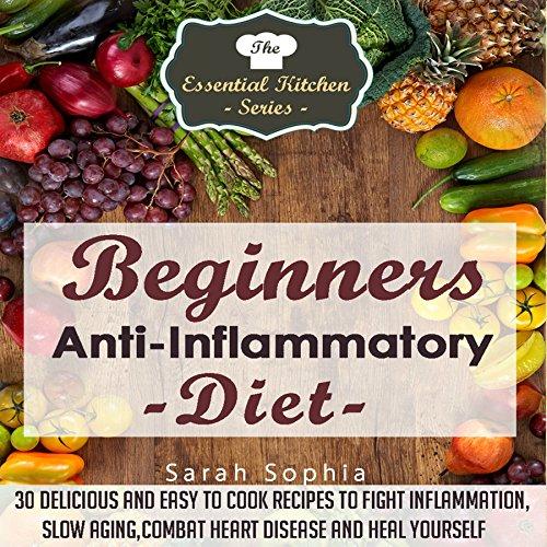 Beginners Anti-Inflammatory Diet cover art