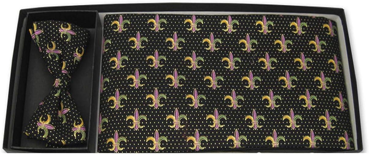 Fleur de 70% OFF Outlet Lis Pin Dot Cummerbund Tie and Bow Set Max 41% OFF