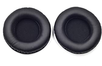 80mm Headphone Earpads Replacement for Skullcandy Hesh, Hesh 2 Bluetooth Wireless Headphones Replacement Ear Pads/Ear Cush...