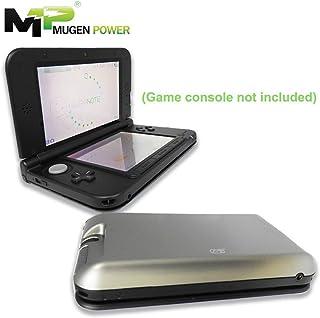 Mugen Power - 任天堂 Nintendo 3DSLL 5800 mAh強力電池(銀色カバー)(任天堂NEW 3DSXL用ではありません)