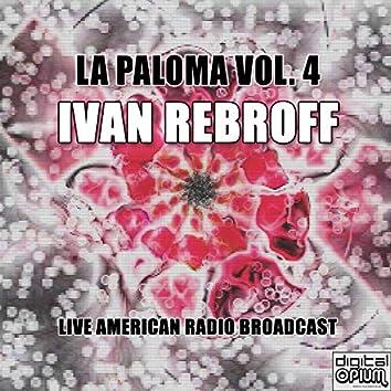 La Paloma Vol. 4 (Live)