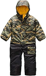 Kids Baby Girl's Insulated Jumpsuit (Toddler)
