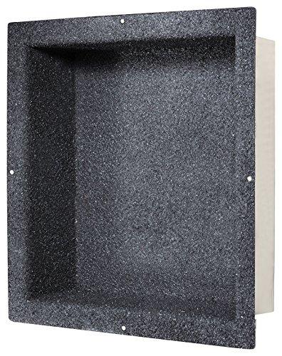 Best Deals! Dawn NI141403 Stainless Steel Shower Niche, 14 X 14