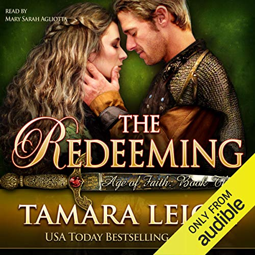 The Redeeming audiobook cover art