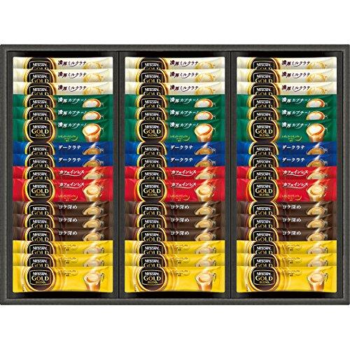 ネスレ『ネスカフェ ゴールドブレンド プレミアムスティックコーヒー ギフトセット(N30-GK)』
