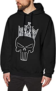 LA Kings Deadly Men's Hoodies Sweatshirts Clothing and Sports