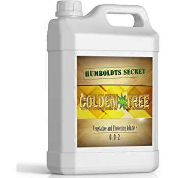 Humboldts Secret Golden Tree: Best Plant Food for Plants & Trees - 16 Ounce