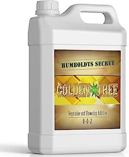 درخت طلایی مخفی Humboldts: بهترین کود جهان (2.5 گالن)