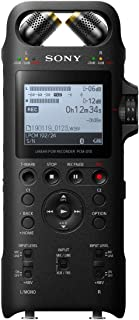 ソニー SONY リニアPCMレコーダー 16GB ハイレゾ録音 / 192KHz 24bit録音 / プリレコーディング機能 デジタルリミッター対応 2019年モデル PCM-D10