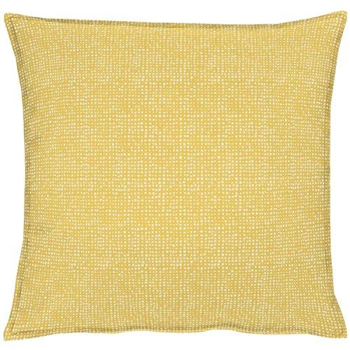 Apelt 3948 Kissenhülle 50x50 gelb