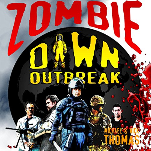 Zombie Dawn Outbreak (Zombie Dawn Trilogy) audiobook cover art