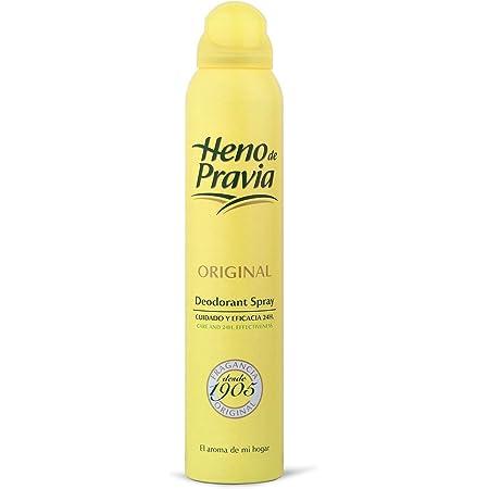 Heno De Pravia Desodorante 250 Ml Paquete De 4 Amazon Es Belleza