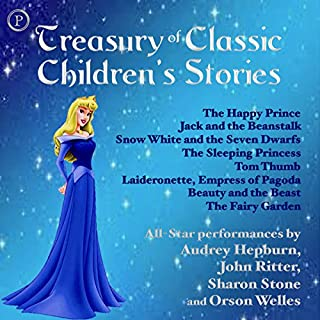 Treasury of Classic Children's Stories cover art