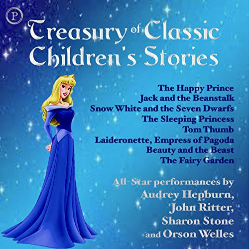 Treasury of Classic Children's Stories audiobook cover art