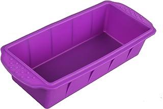 GMMH 4250888317615 Moule à cake Moule en silicone violet