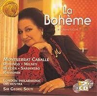 La Boheme / Montserrat Caballe / Solti