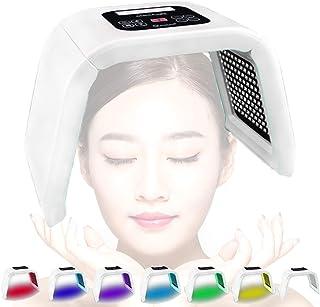 7 kleuren Photon Lichttherapie Huidverjonging Gezichtsverzorging, verjonging Photon Gezichts-lichaamstherapie Mee-etersver...
