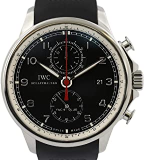 IWC Portuguese Automatic-self-Wind Male Watch IW390503 (Certified Pre-Owned)