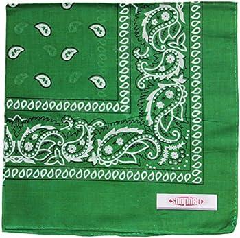 Best green bandanas 12 pack Reviews