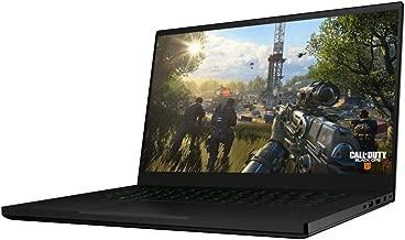Razer Blade 15 15.6-Inch FHD 1080P Gaming Laptop, Intel 6-Core i7-8750H up to 4.1 GHz, NVIDIA GeForce GTX 1060, 16GB DDR4 RAM, 256GB SSD (Boot) + 1TB HDD, HDMI, WiFi, Bluetooth, Backlit KB, Win 10
