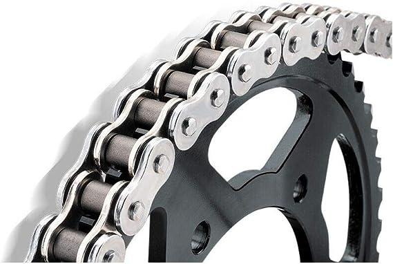 530 BMOR Series Sealed Chain Clip Link Natural BikeMaster 530BMOR-BMC